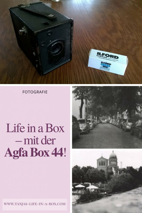 Agfa Box 44 - analoge Fotografie