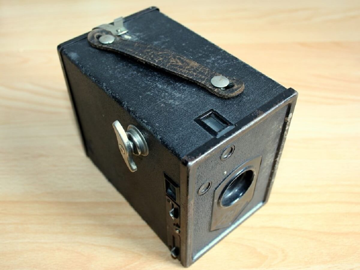 Agfa Box analoge Kamera