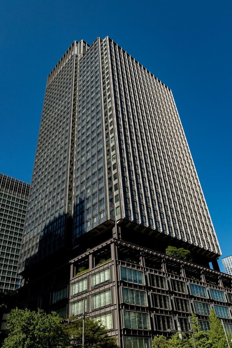 Shin-Marunouchi Building, Hochhaus, Wolkenkratzer, Tokyo, Tokyo Station