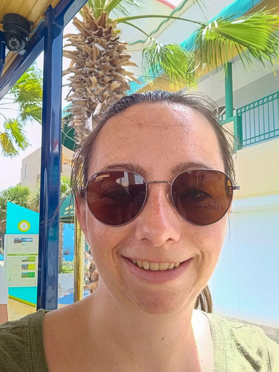 in Oranjestad Aruba