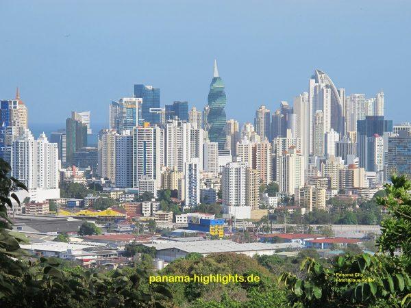 Panama City im Reiseführer Panama Highlights