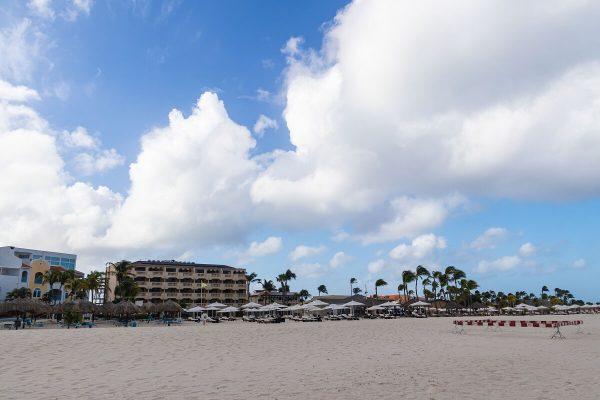 Hotels am Manchebo Beach nahe Eagle Beach Aruba