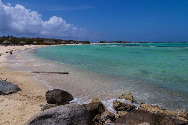 Traumurlaub am Baby Beach Aruba