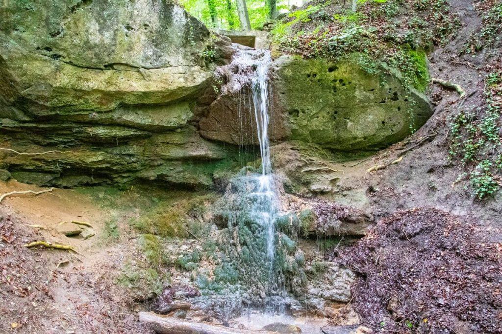 Wasserfall 1-30sek