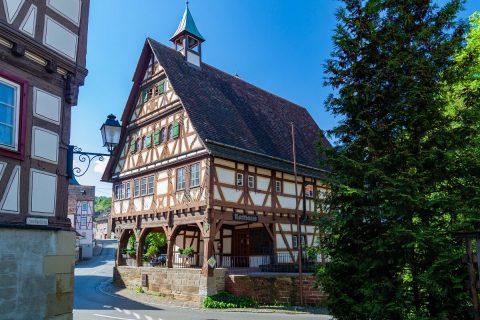Rathaus Weinstadt Strümpfelbach